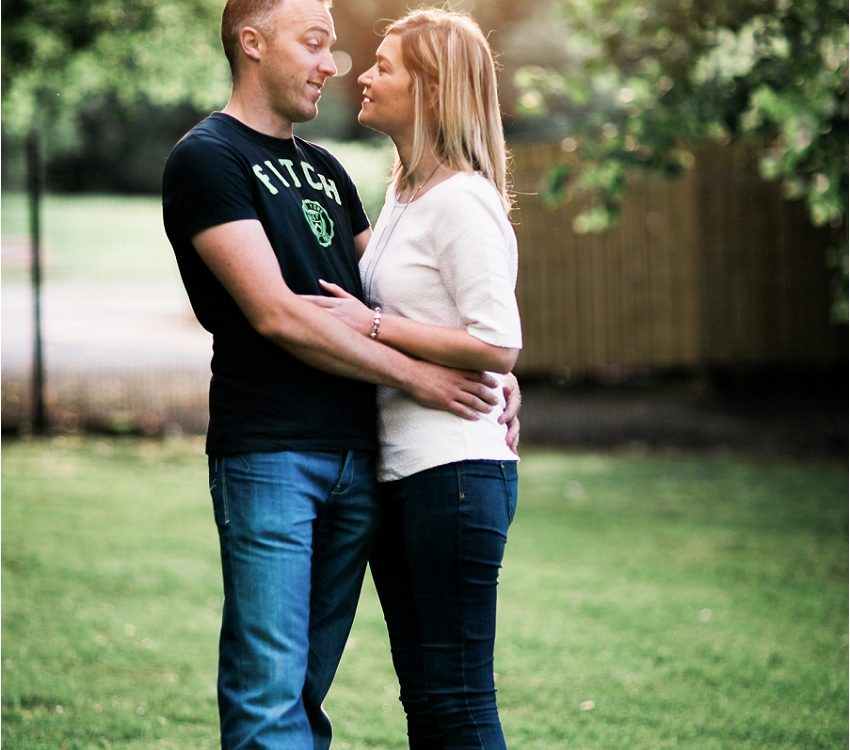 Sarah and Stephen - Engagement Session